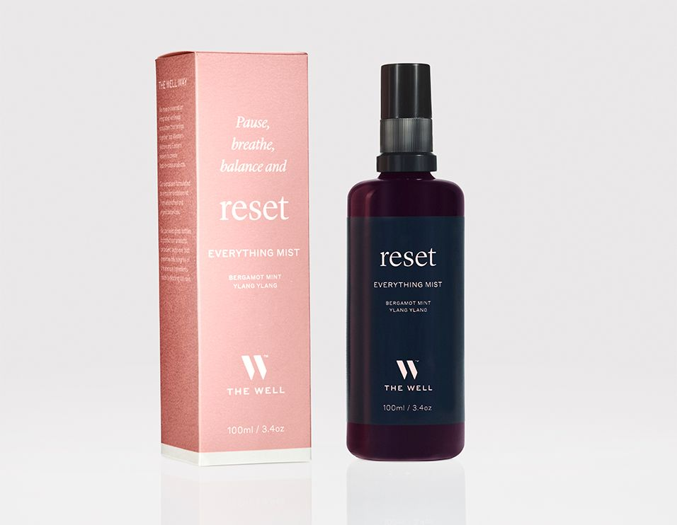 THE WELL Reset Everything Mist