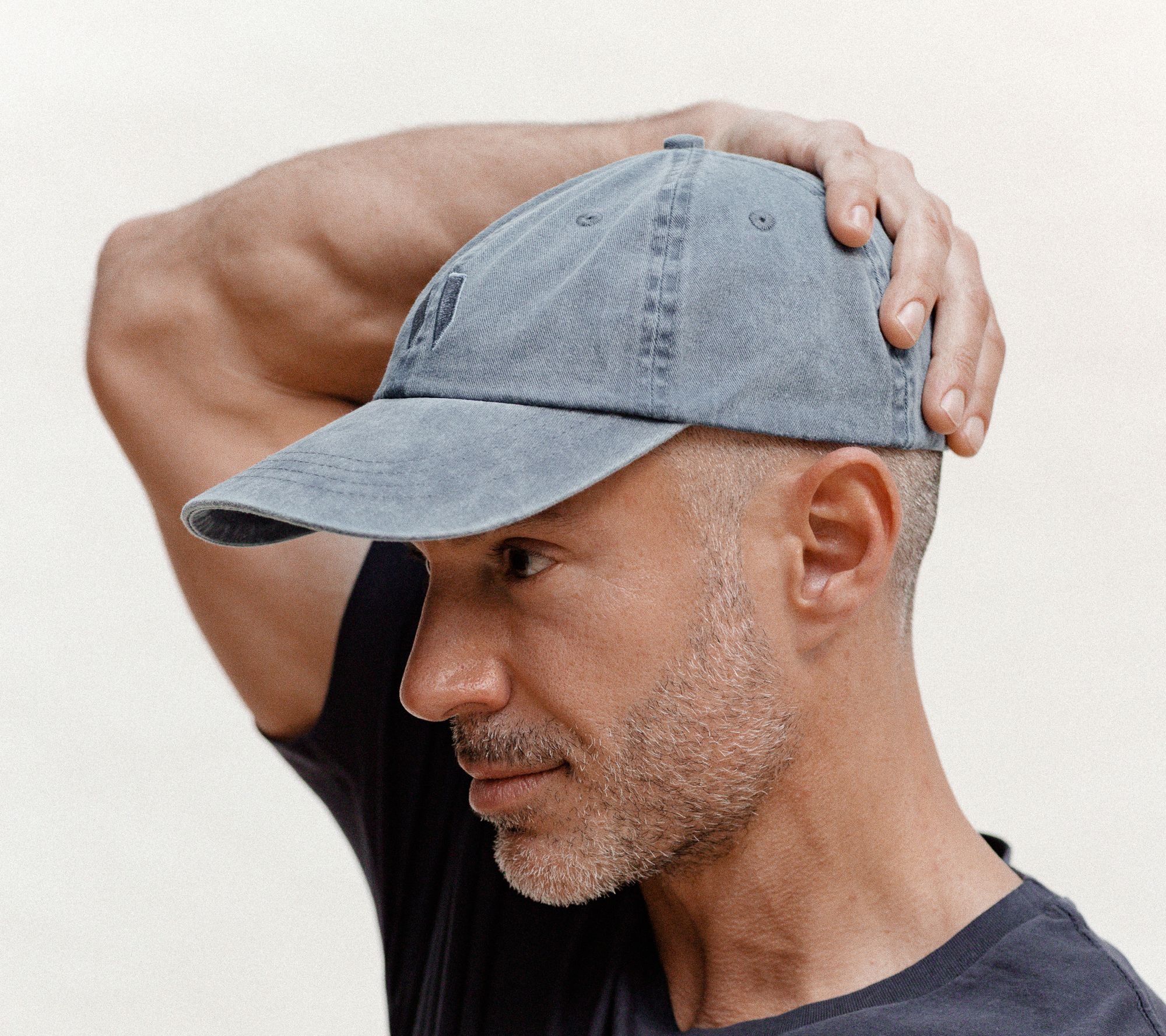THE WELL Denim Hat