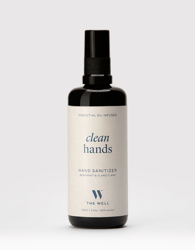 THE WELL Clean Hands Moisturizing Sanitizer