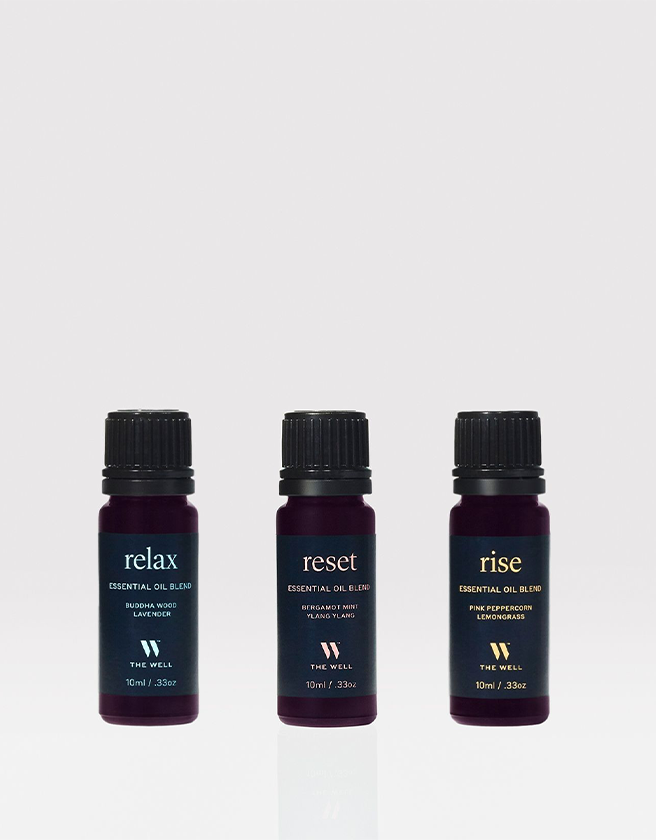 THE WELL Essential Oil Bundle