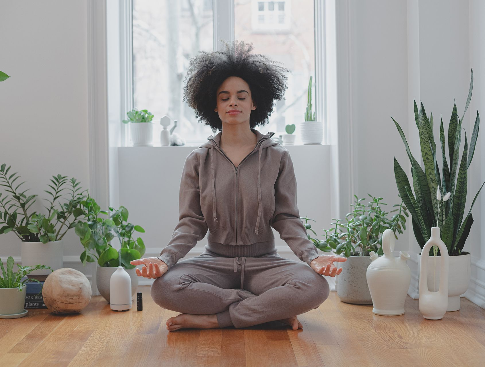 THE WELL 1:1 Mindful Movement or Meditation Session