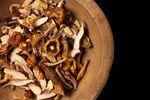 Dried Edible Mushrooms