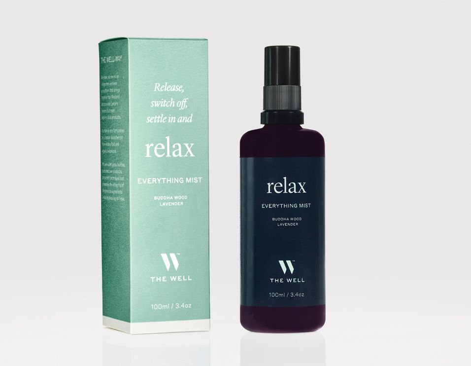 THE WELL relax everything mist