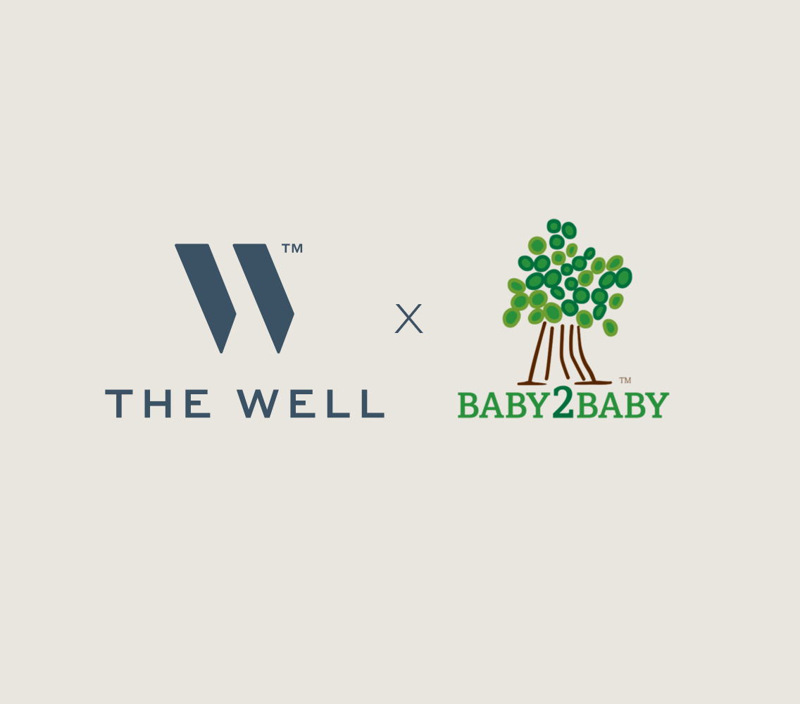 THE WELL Supports Baby2Baby