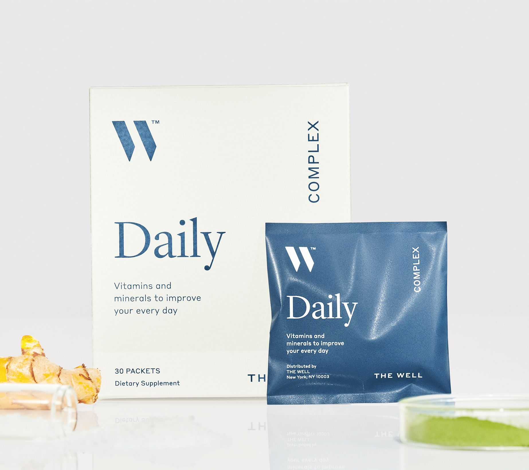 THE WELL Daily