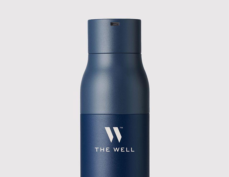 THE WELL X Larq Water Bottle