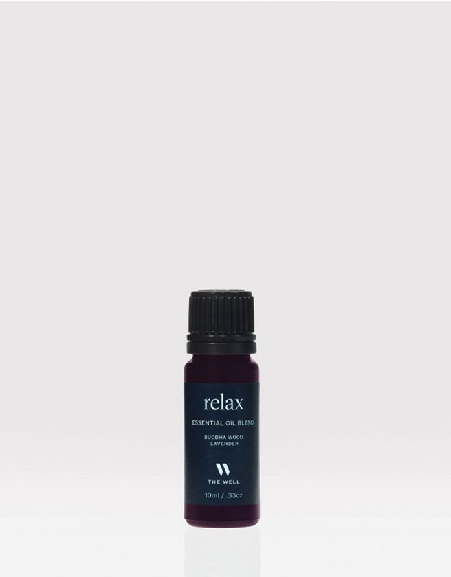 THE WELL Relax Essential Oil Blend