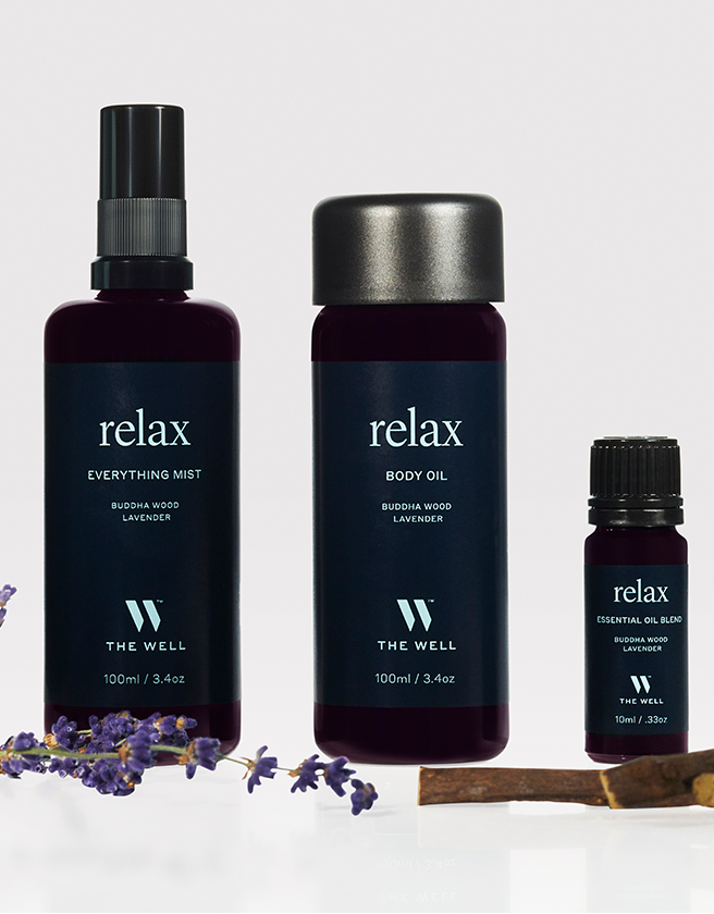 THE WELL Relax Bundle