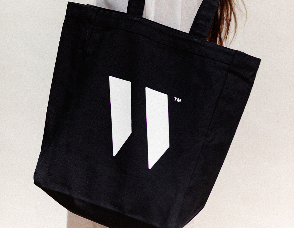 THE WELL original tote