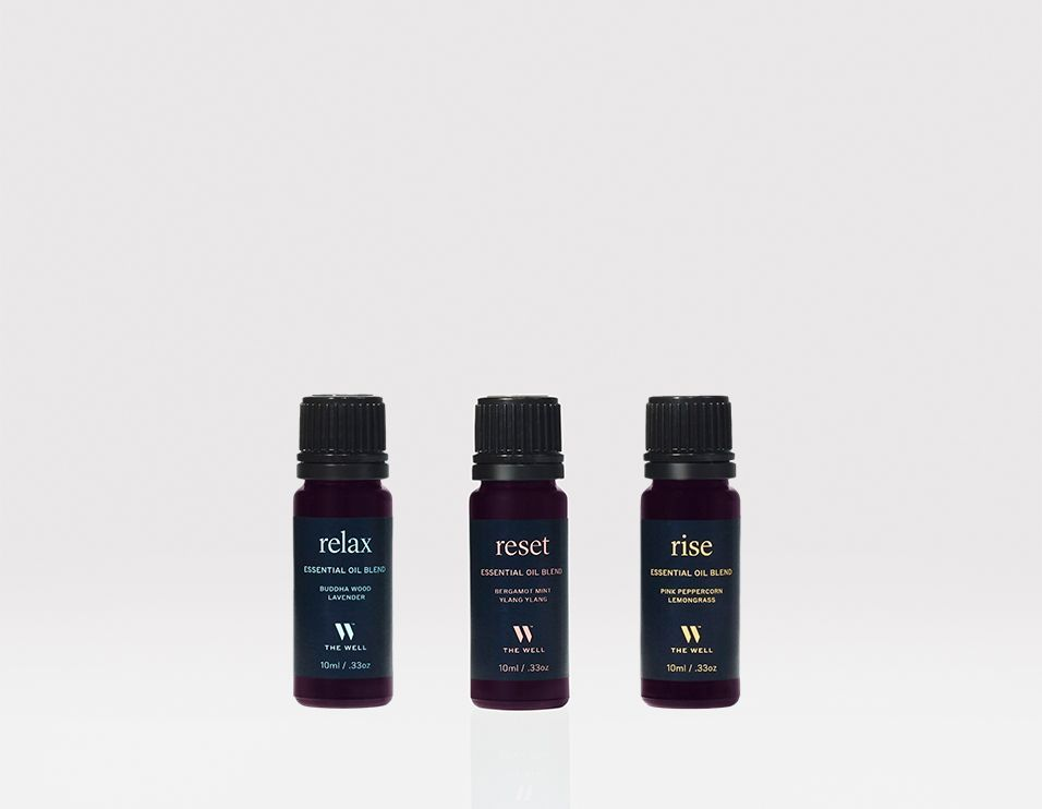 THE WELL Essential Oil Blend Bundle