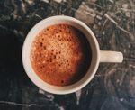 hot chocolate with reishi