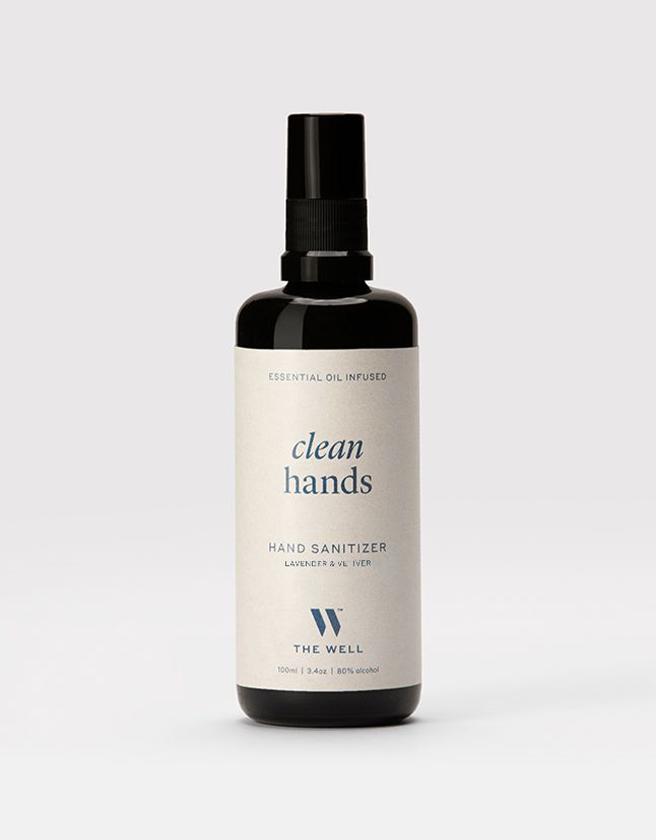 Clean Hands Sanitizer Bergamot
