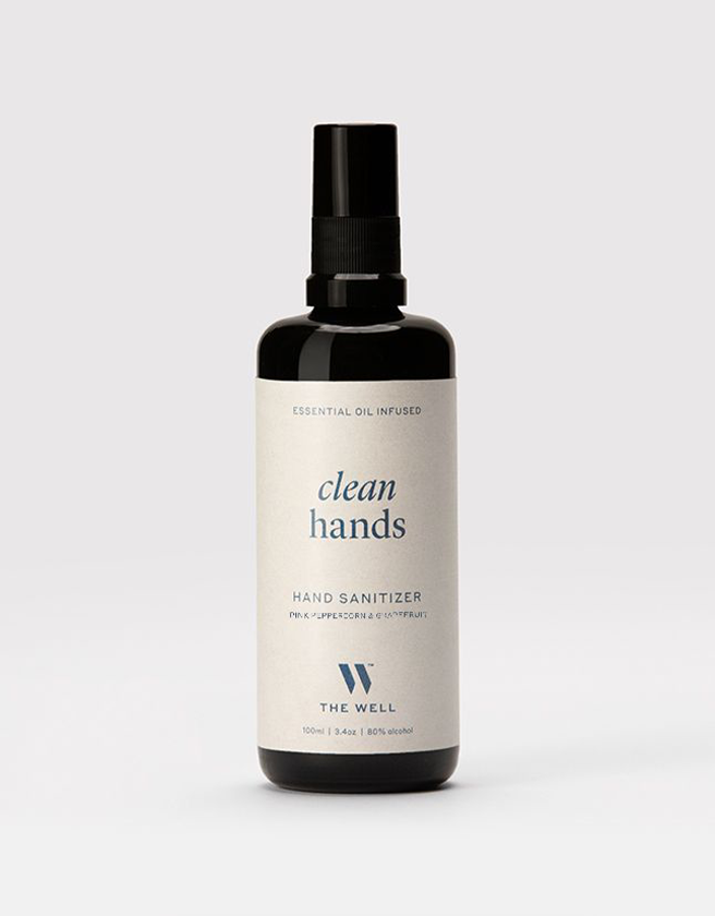 THE WELL Clean Hands Sanitizer