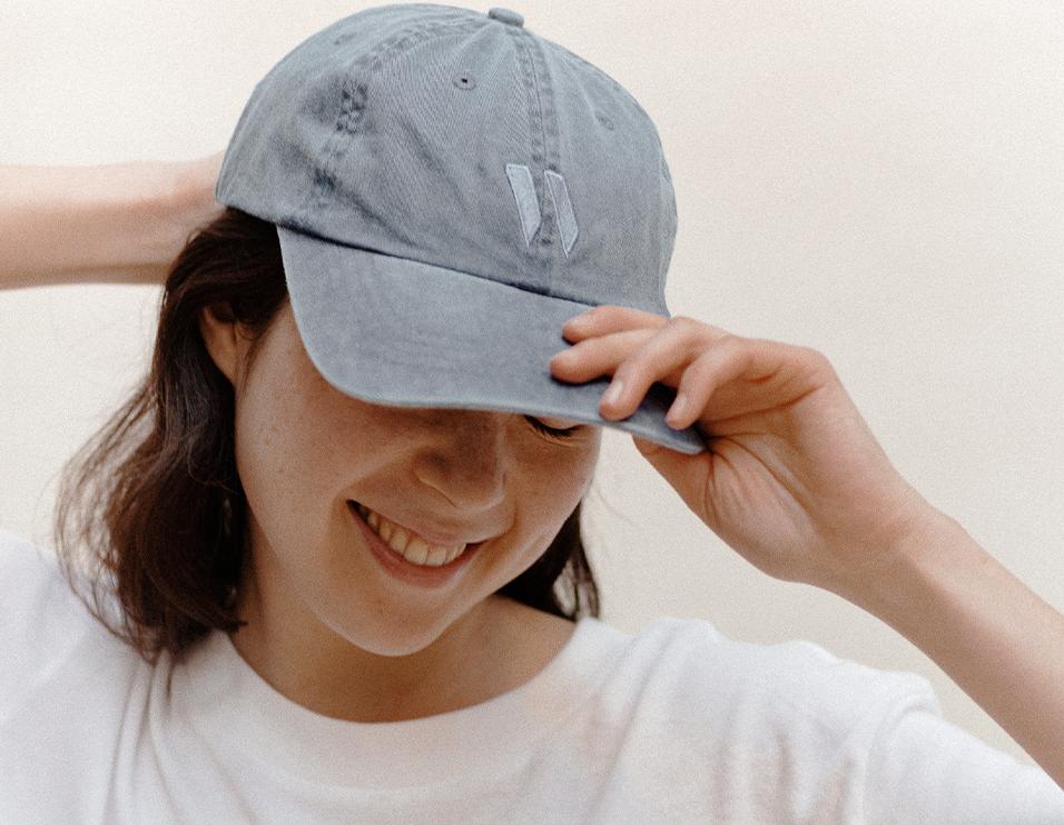 THE WELL denim hat