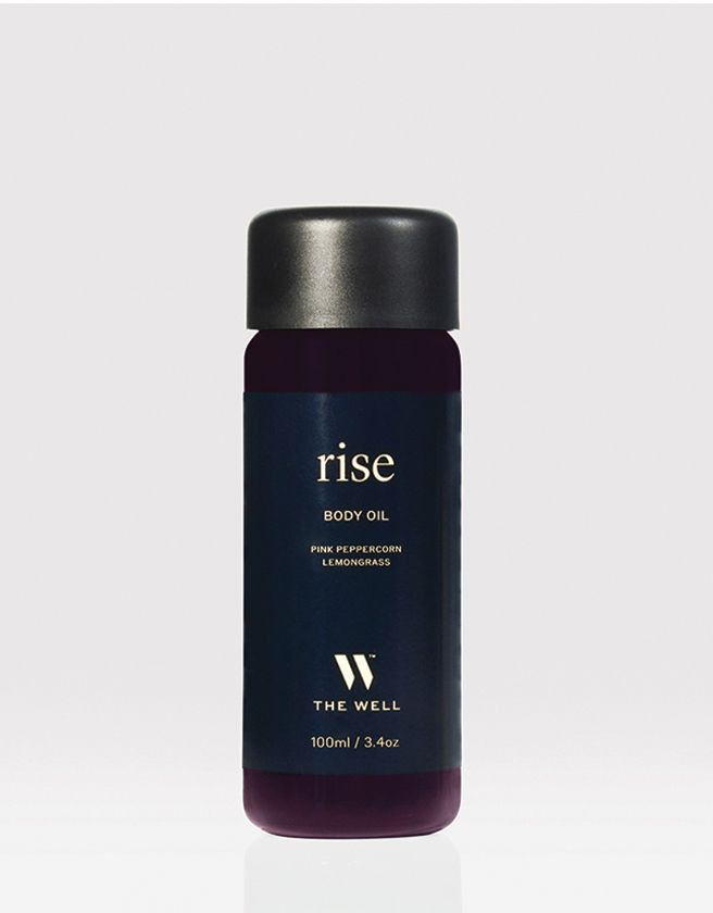 THE WELL Rise Body Oil